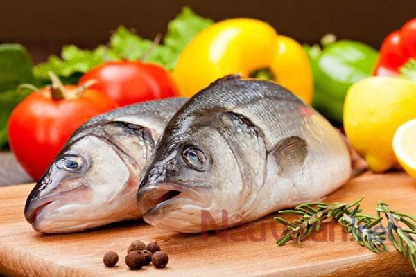 Cách nấu cá không bị tanh