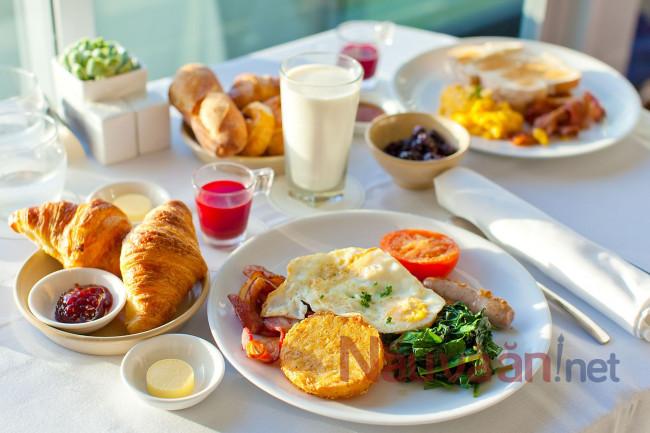 bữa sáng rất quan trọng