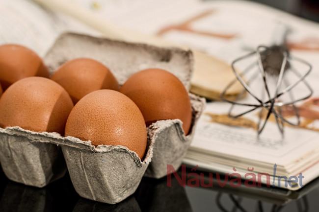 Trứng gây ra dị ứng ở trẻ
