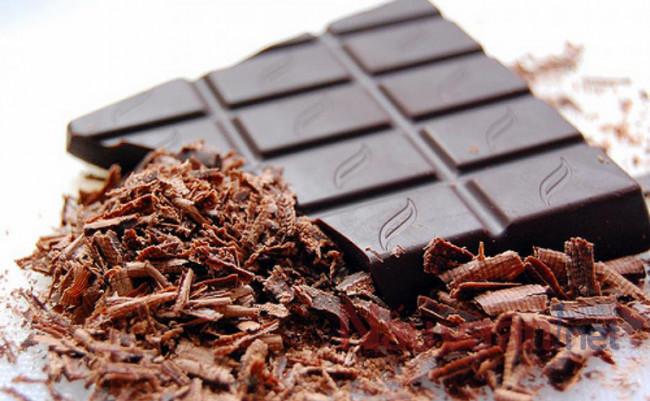 Ăn một lượng vừa phải socola giúp cải thiện trí nhớ