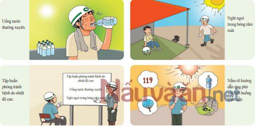 những đối tượng dễ bị mất nước