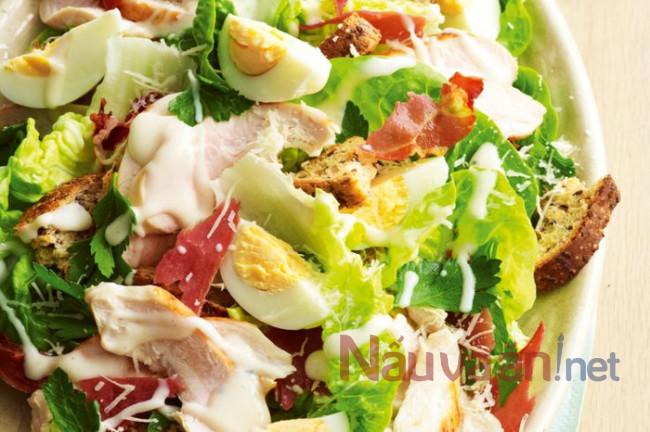 cách làm salat