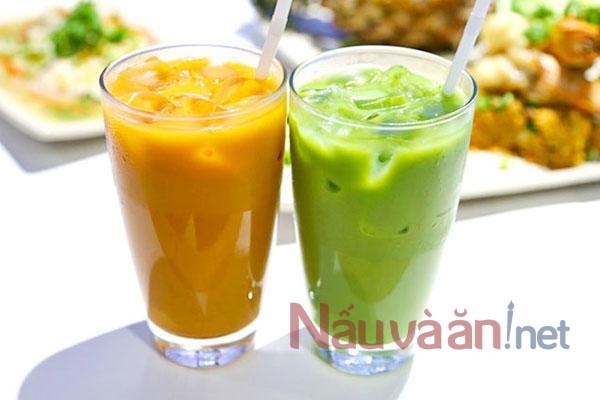 Nguồn gốc của Trà sữa Thái