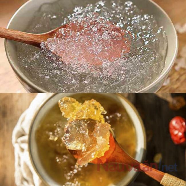 Cách nấu chè dưỡng nhan