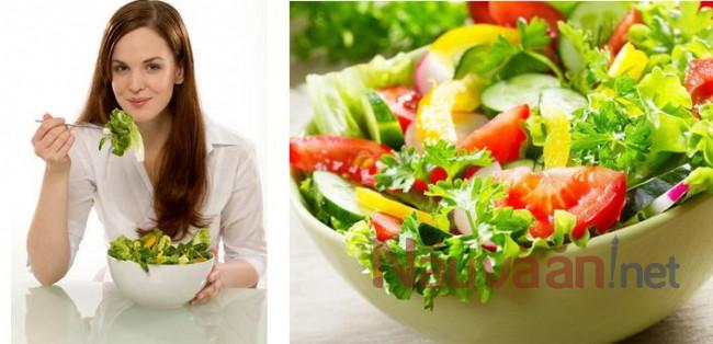 Công dụng tuyệt vời của Salad