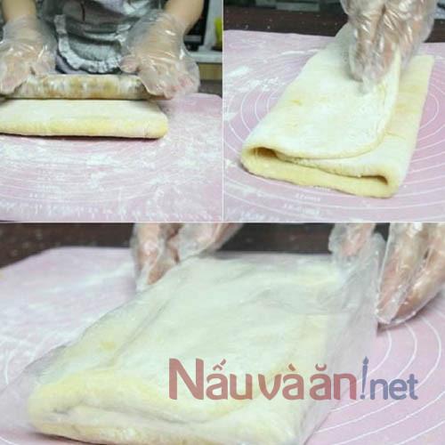 Cách làm vỏ bánh tart trứng