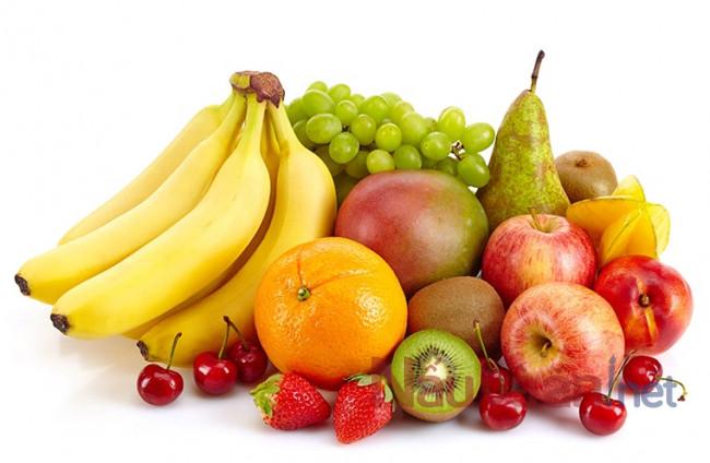 Cách làm hoa quả dầm
