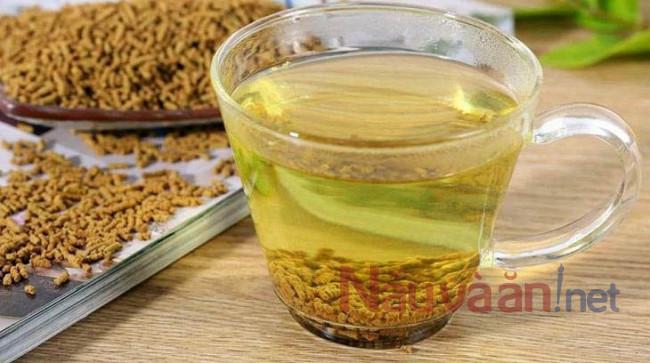 pha trà kiều mạch ngon